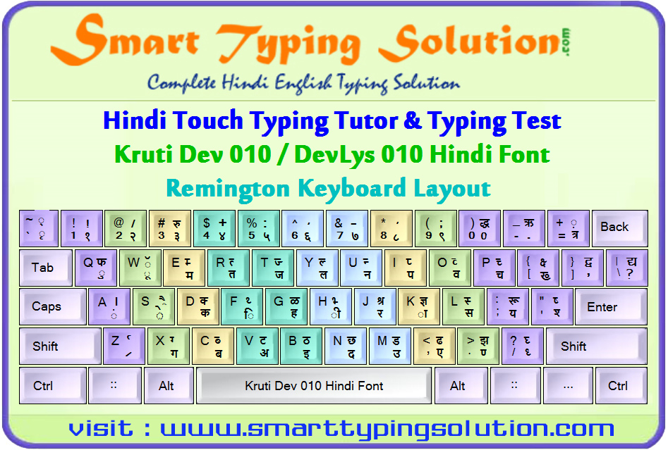 kruti dev 50 font download for windows 7