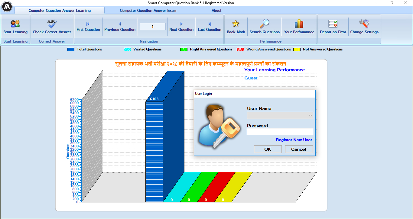 Computer Question Bank for Informatics Assistant (IA) Preparation